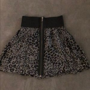 Victoria's Secret PINK Mini Skater/Circle Skirt
